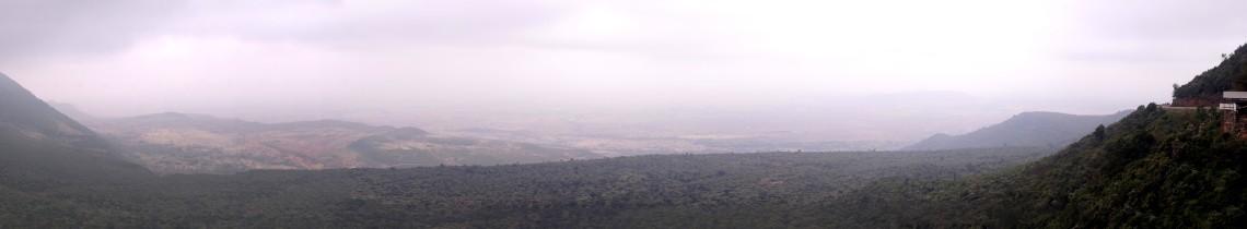 東非大裂谷全景