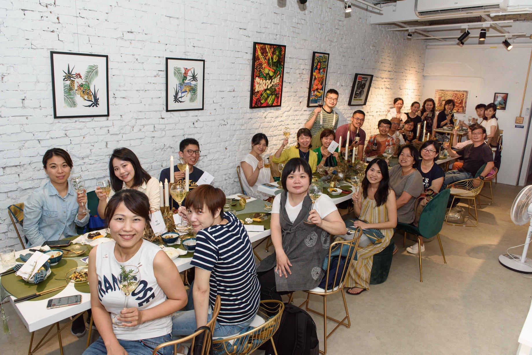 20190707飛雀行動餐桌